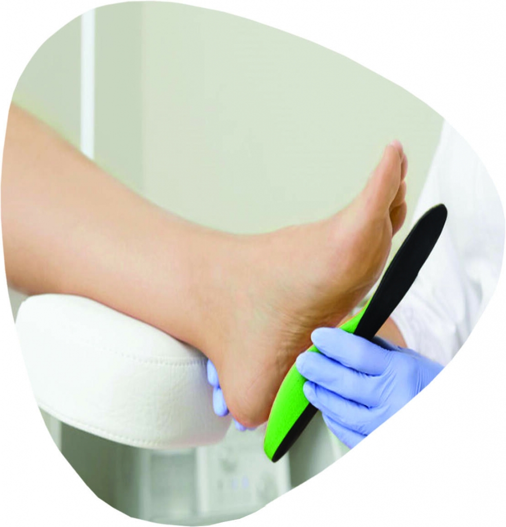 Foot Orthotic & Insoles services
